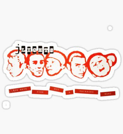 Jlights Sticker