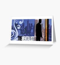 The mentalist 2 Greeting Card