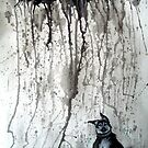 Shepherd in the Rain by Jeanette  Treacy