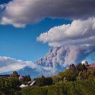 Mt. Etna eruption by Andrea Rapisarda