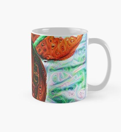 #DeepDreamed Flower 5x5K v1449147619 Mug