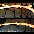Letter Openers - Ivy & Horse Totems by Toradellin