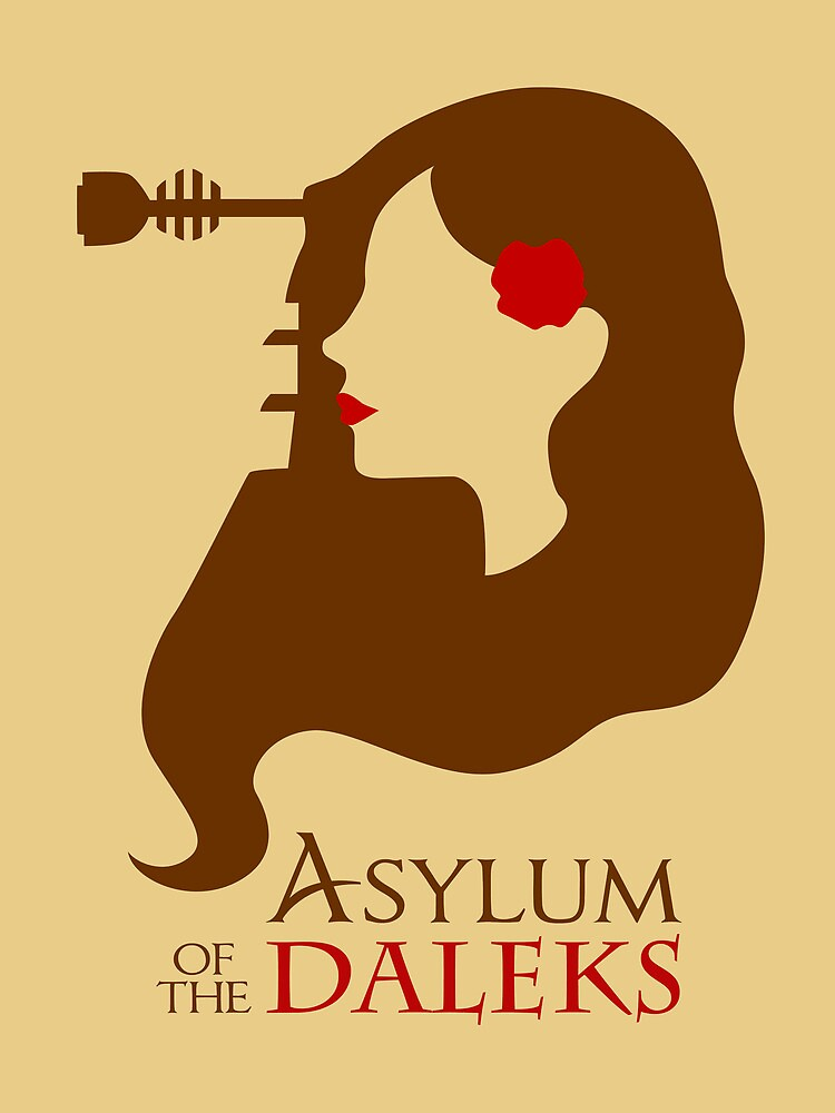 Asylum of the Daleks by CitronVert