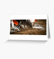 Getting Dirty With It Greeting Card
