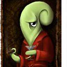 squid wordless by Mark Rodriguez (Godriguez)