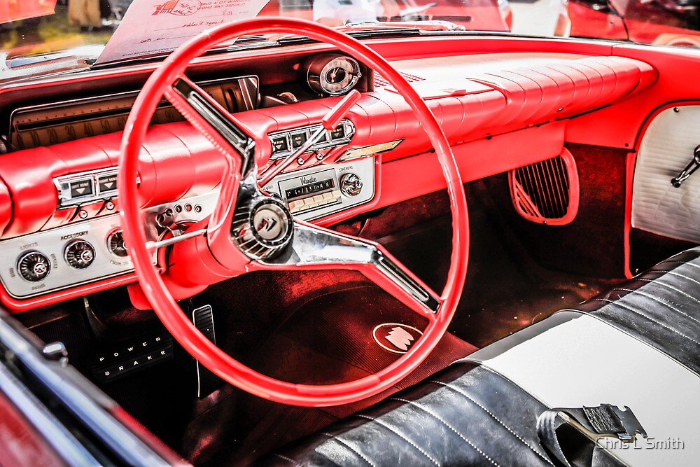 1960 buick le sabre american classic car interior by for American classic interior