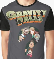 gravity falls Graphic T-Shirt