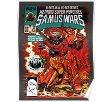 Samus Wars Poster