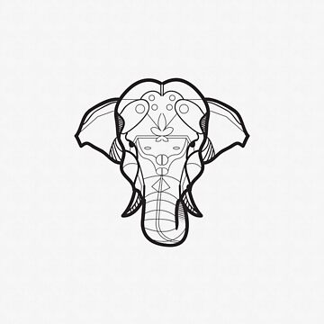 Elephant by AaronThadathil