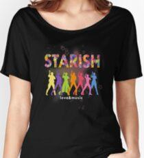 STARISH! (2) Women's Relaxed Fit T-Shirt