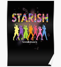 STARISH! (2) Poster