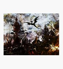 Dragon Realms II Photographic Print