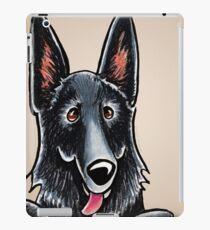 Black GSD Design for Tablet Cases iPad Case/Skin