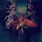 Forgotten Goddess by DarwinsMishap