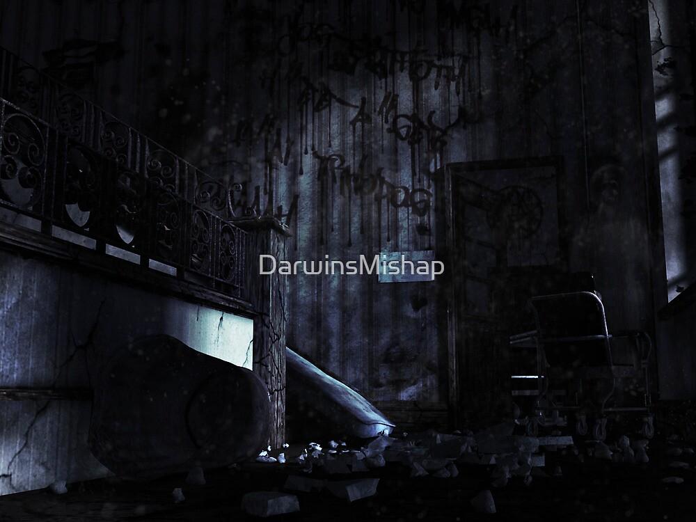 Forgotten by DarwinsMishap