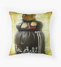 Don't take the cookie! Throw Pillow