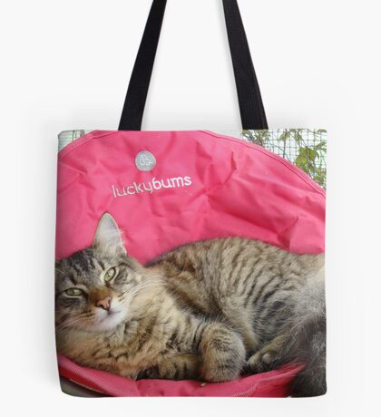 PEARL - MY LUCKY BUM Tote Bag