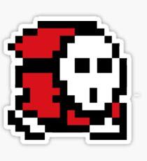 Anomaly YouTube (Shy Guy) 8 BIT Sticker