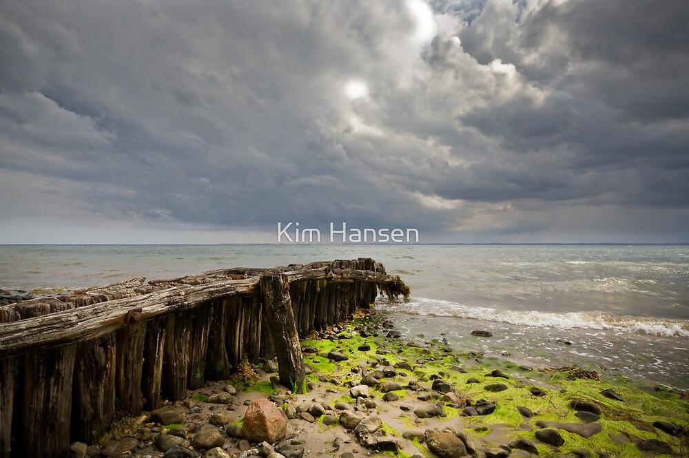 Heavy skies by Kim Hansen