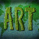 Art On Earth by Ann Morgan