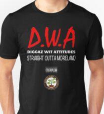 Diggaz wit attitudes T-Shirt