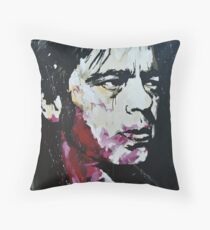 Benicio Del Toro Throw Pillow