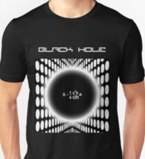 Black Hole Formula T-Shirt
