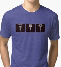 Velodrome City Icon Series V2 no.1 Tri-blend T-Shirt
