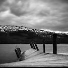 Coniston Water by JSPArt