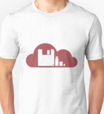 Storage Comparisons - Vector Artwork T-Shirt