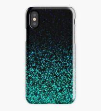 Mint Sparkle iPhone Case