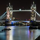 Tower Bridge by Tanasha