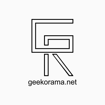 Geekorama Sticker by gotrei
