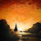 Sunrise Cove by Cherie Roe Dirksen