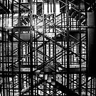 'Climb' - Institut du Monde Arabe, Paris by David Mapletoft
