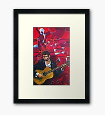 A Memory of that Sound Framed Print