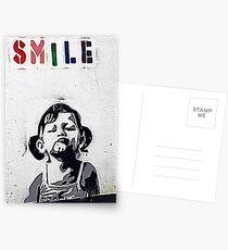 Banksy Poster. Postcards