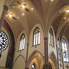 St. Louis Church, Buffalo by Ray Vaughan