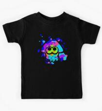 Camiseta para niños Splatoon Squid