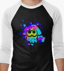 Splatoon Squid Men's Baseball ¾ T-Shirt