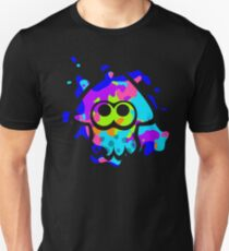Camiseta ajustada Splatoon Squid
