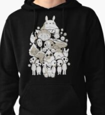 My neighborhood friends Pullover Hoodie