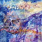 Solitude Blossoms II by ArtPearl