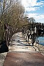 Parndon Mill Bridge by Nigel Bangert
