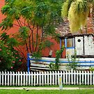 The Venezellos, Apalachicola by Charlie Sawyer