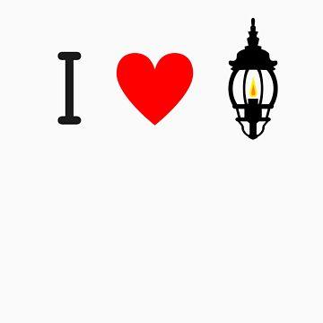 I <3 Lampy by EarsToHear