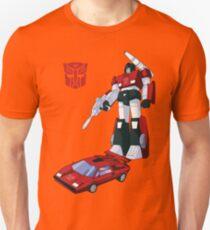 Sideswipe (light coloured T-shirts) T-Shirt