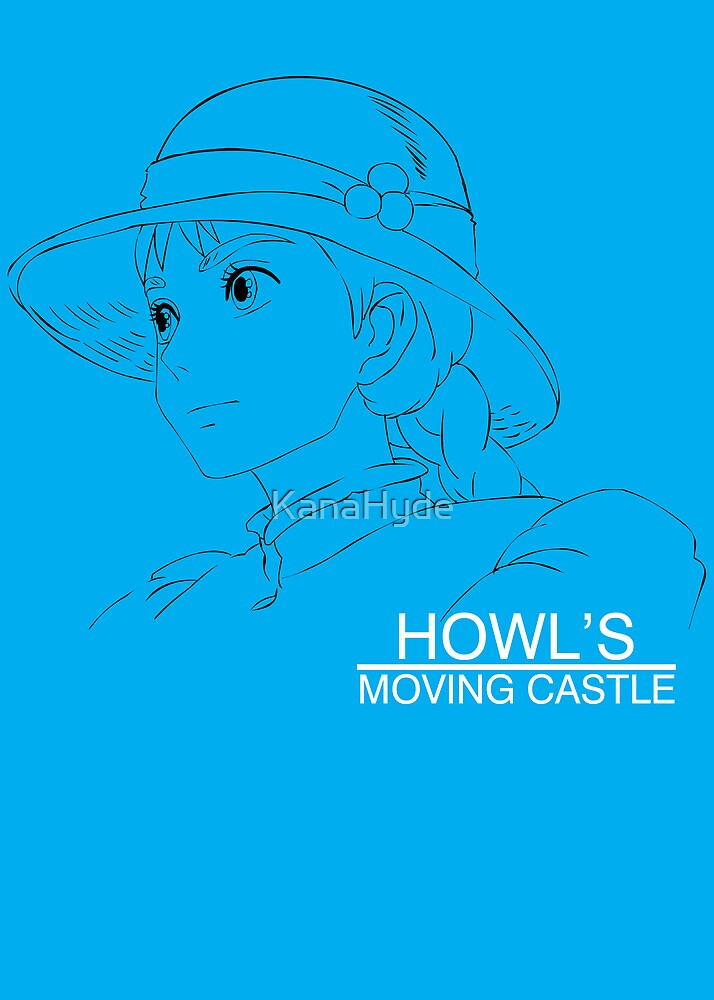 Howl's Moving Castle - Sophie by KanaHyde