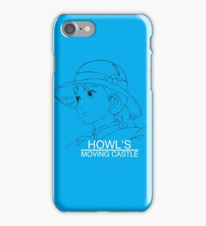 Howl's Moving Castle - Sophie iPhone Case/Skin