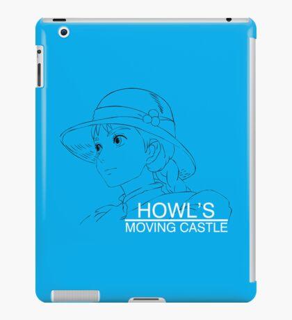 Howl's Moving Castle - Sophie iPad Case/Skin